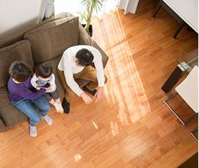 床暖房とエコジョーズのお得なガスプラン